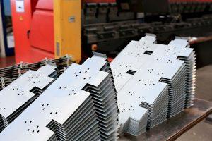 laser cut folded parts