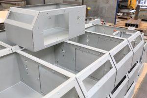 fabricated laser cut assemblies