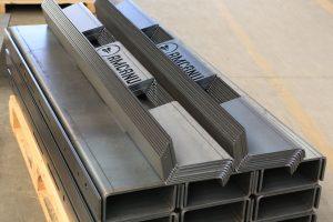 laser profiles cnc folded