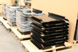 powder coated sheet metal assemblies