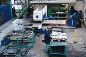 archive sheet metal processing