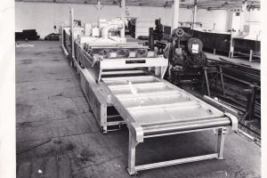 archive fabricated conveyor assembly